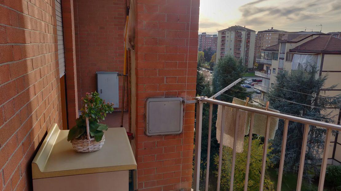 balcone cortile